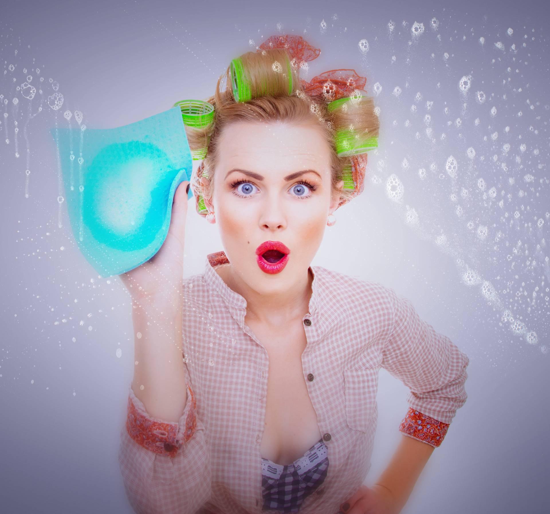 10 genijalnih načina da čistite manje, a jednako je efikasno