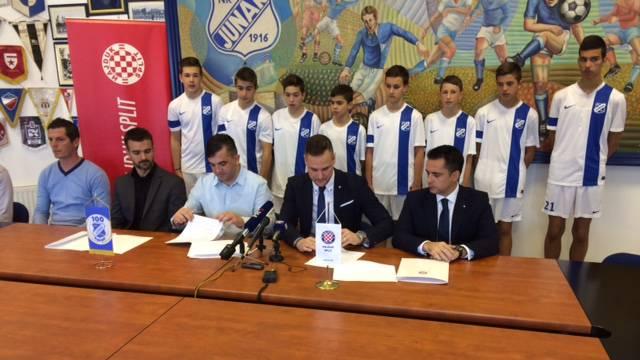 Hajduk u suradnji s Junakom: Dolazit će nam kvalitetni igrači
