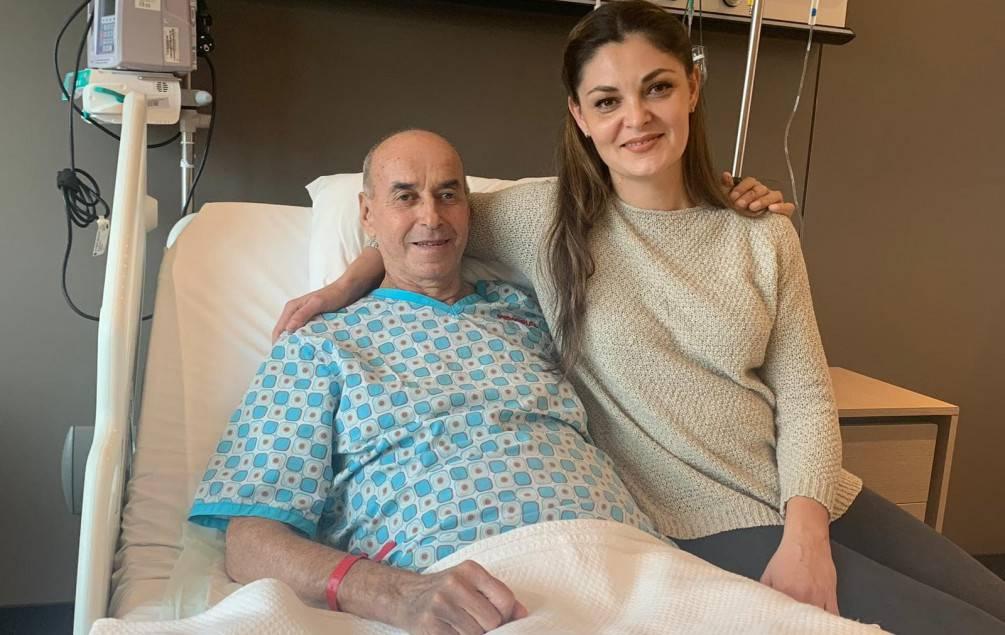 Donirala je dio jetre svekru: 'Ponosna sam na svoj ožiljak'