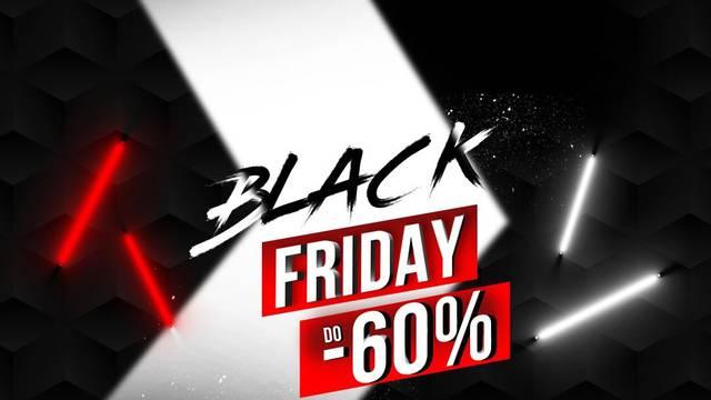 Black friday u sport visionu – 6000 razloga za shopping