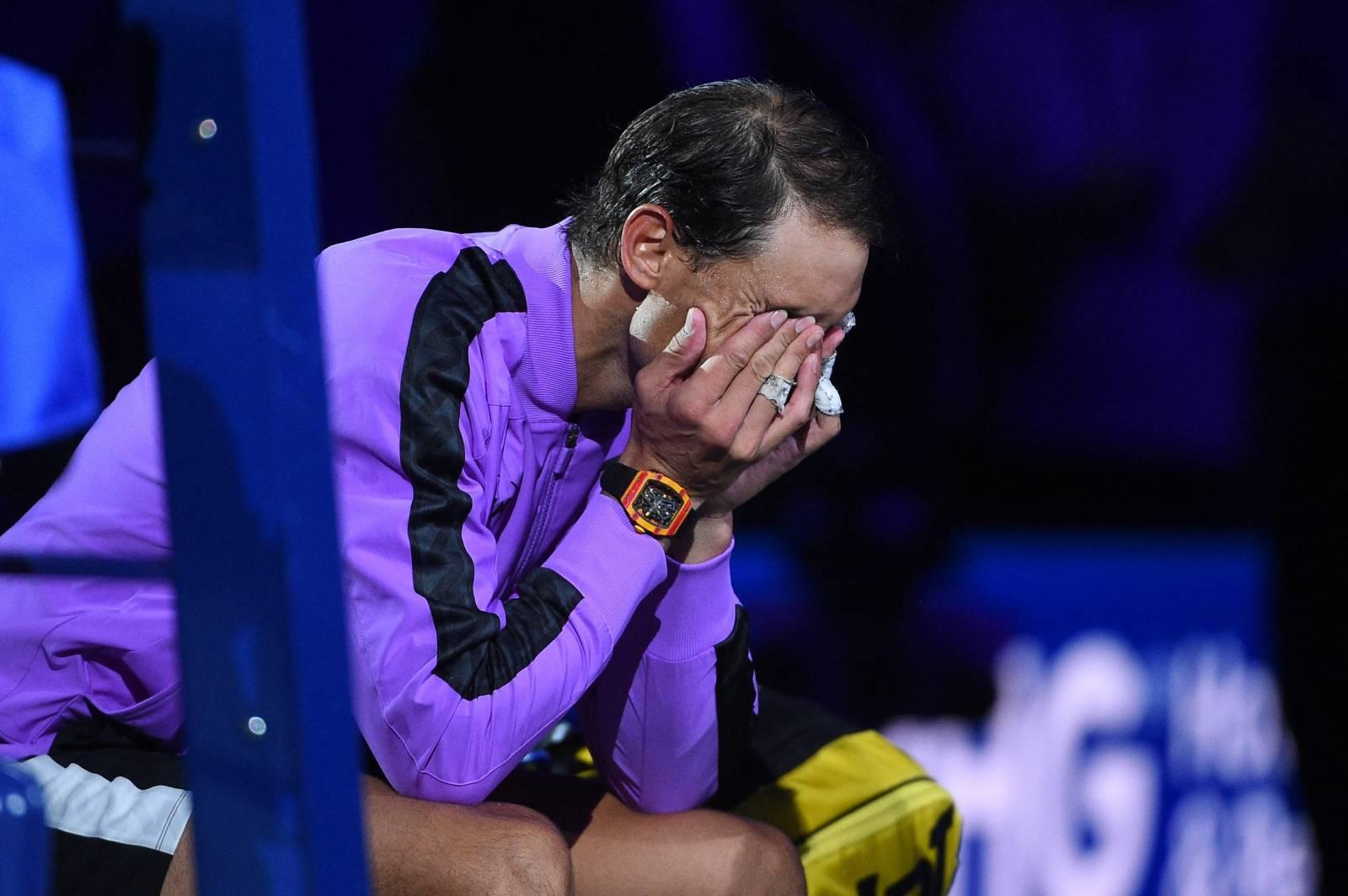 US Open - Rafael Nadal Wins 4th Title