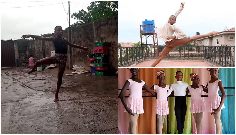 Bos na kiši otplesao balet pa dobio stipendiju u New Yorku