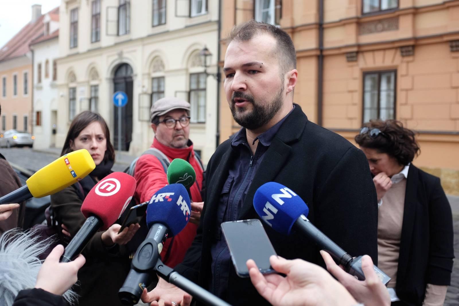 Zagreb: Konferencija za medije udruge Dugine obitelji