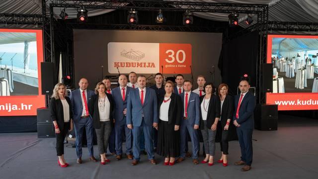 30 godina uspješnog poslovanja tvrtke Kudumija