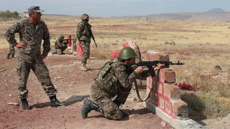 'U sukobu s Azerbajdžanom je dosad poginulo 1009 vojnika'