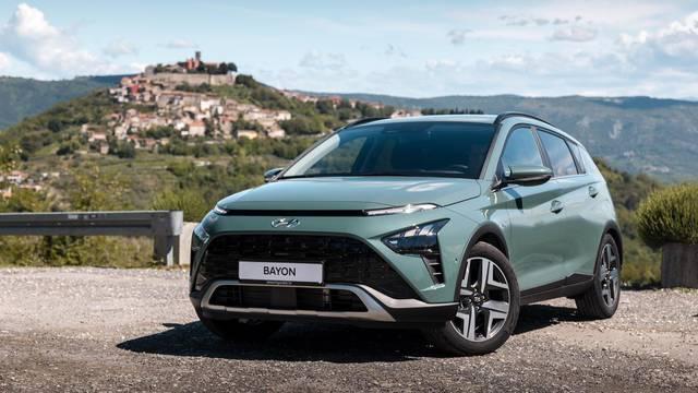 Bayon, još jedan mali SUV iz Hyundaija stigao u Hrvatsku