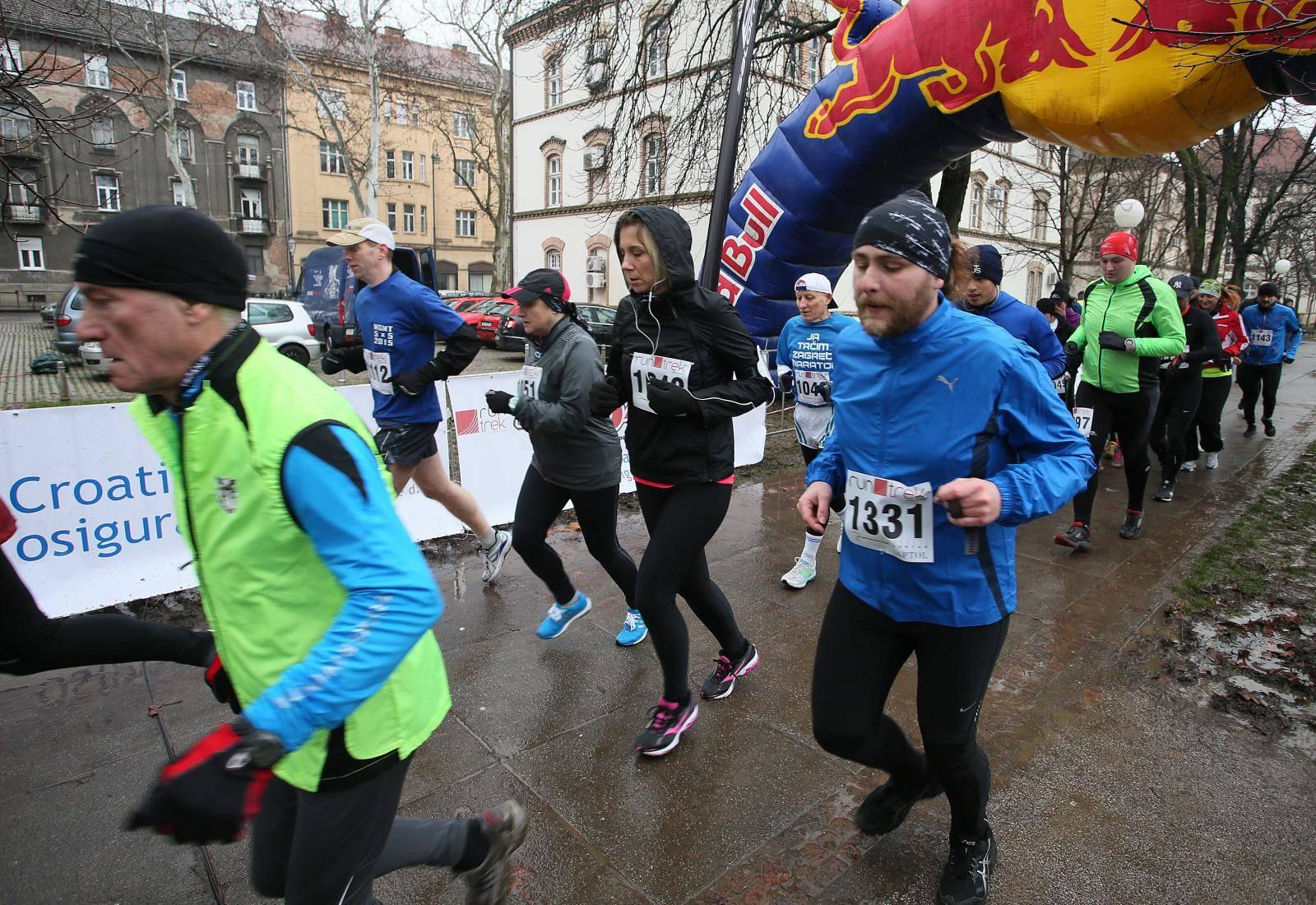 Izbjegnite gužvu: U Zagrebu se zatvara dio ulica zbog utrke