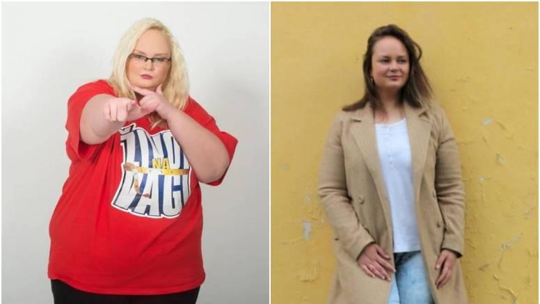 Hana izgubila 65 kg, želi pomoći i drugima: 'Nosila sam muške trenirke, sad napokon uživam'