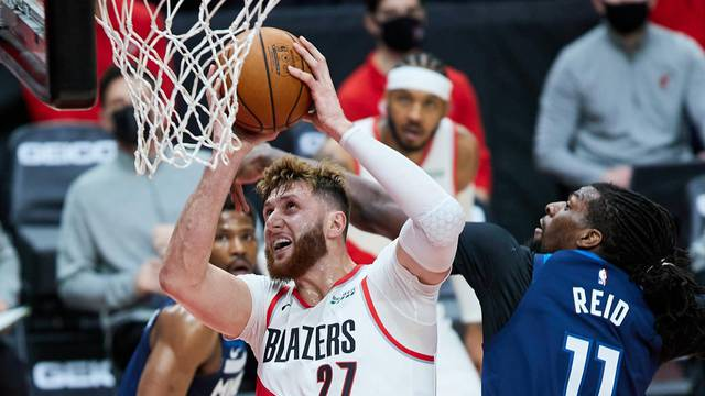 NBA: Minnesota Timberwolves at Portland Trail Blazers