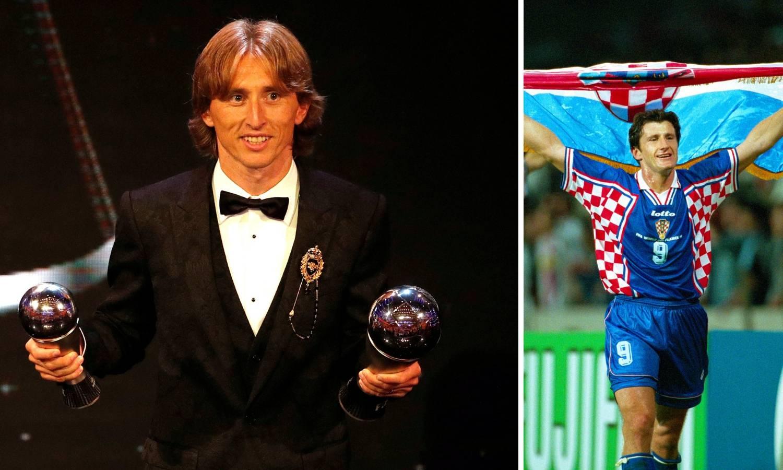 Ballon d'Or: Svi osvajači, Luka bolji od Šukera, raskol s Fifom