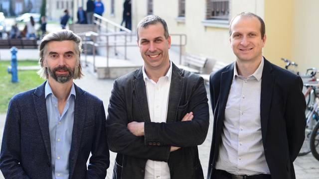 Poduzetnici godine: Priznanje za tri osnivača Učilišta Algebra