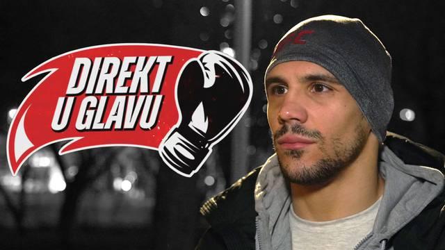 Aleksandar Rakić uoči meča na UFC-u 259: 'Nakon Santosa ću razgovarati s Danom Whiteom'