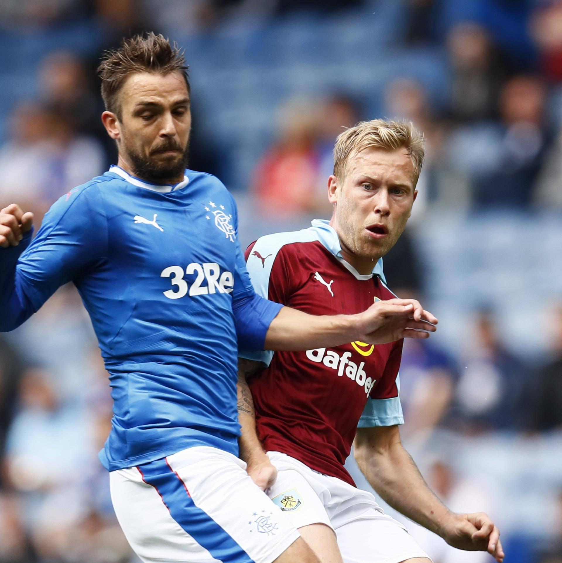 Rangers v Burnley - Pre Season Friendly
