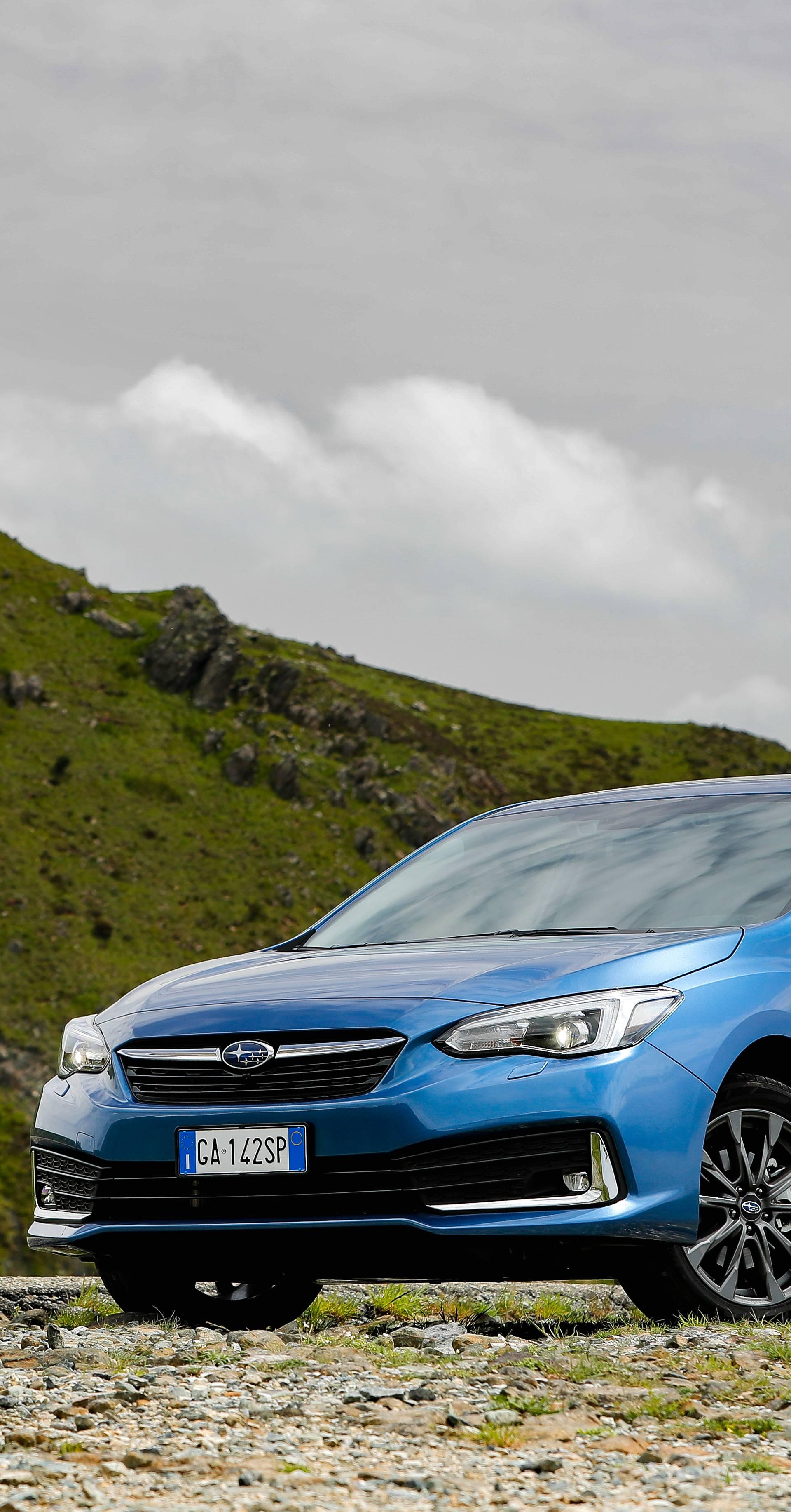 U Hrvatsku stiže novi Subaru Impreza s hibridnim pogonom