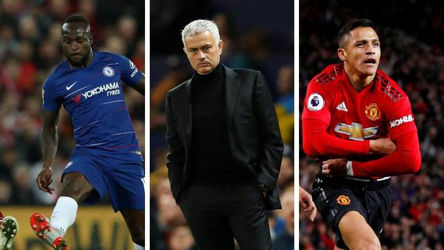 Mourinho tjera Alexisa, dovodi svog miljenika Victora Mosesa?