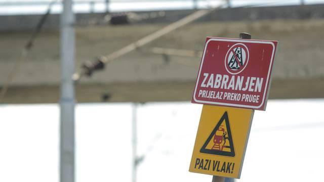 Strava u Zagrebu: Na vagon se popelo dijete, udarila ga struja