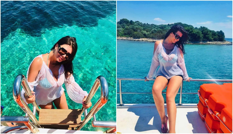 Nandi iz 'Savršenog' fotkom u bikiniju oduševila obožavatelje