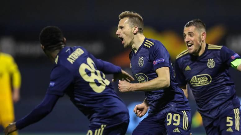 Novi uspjeh: Uefa u najbolji tim EL stavila dvojicu dinamovaca!