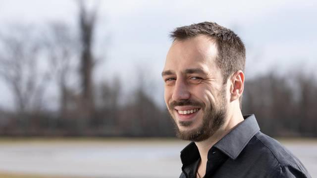 Glumac Stjepan Perić: Najbolje se slažem s kolegom Momčilom