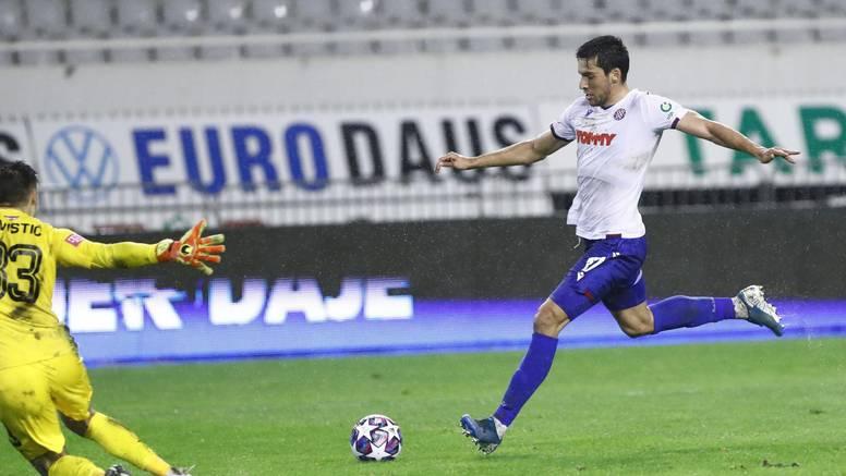 Bijela ili crna točka?  Promašio i Nayir, Hajduk strepio do kraja...
