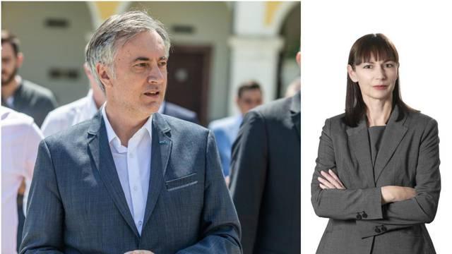 Sestra Miroslava Škore: Ljudi žele razbiti duopol HDZ-SDP...