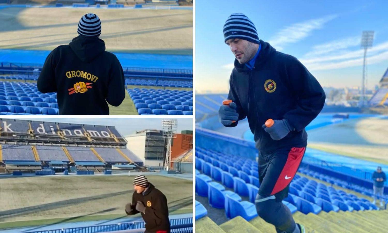 Hrgović trenirao na Maksimiru: Još samo jedan dan u kampu...