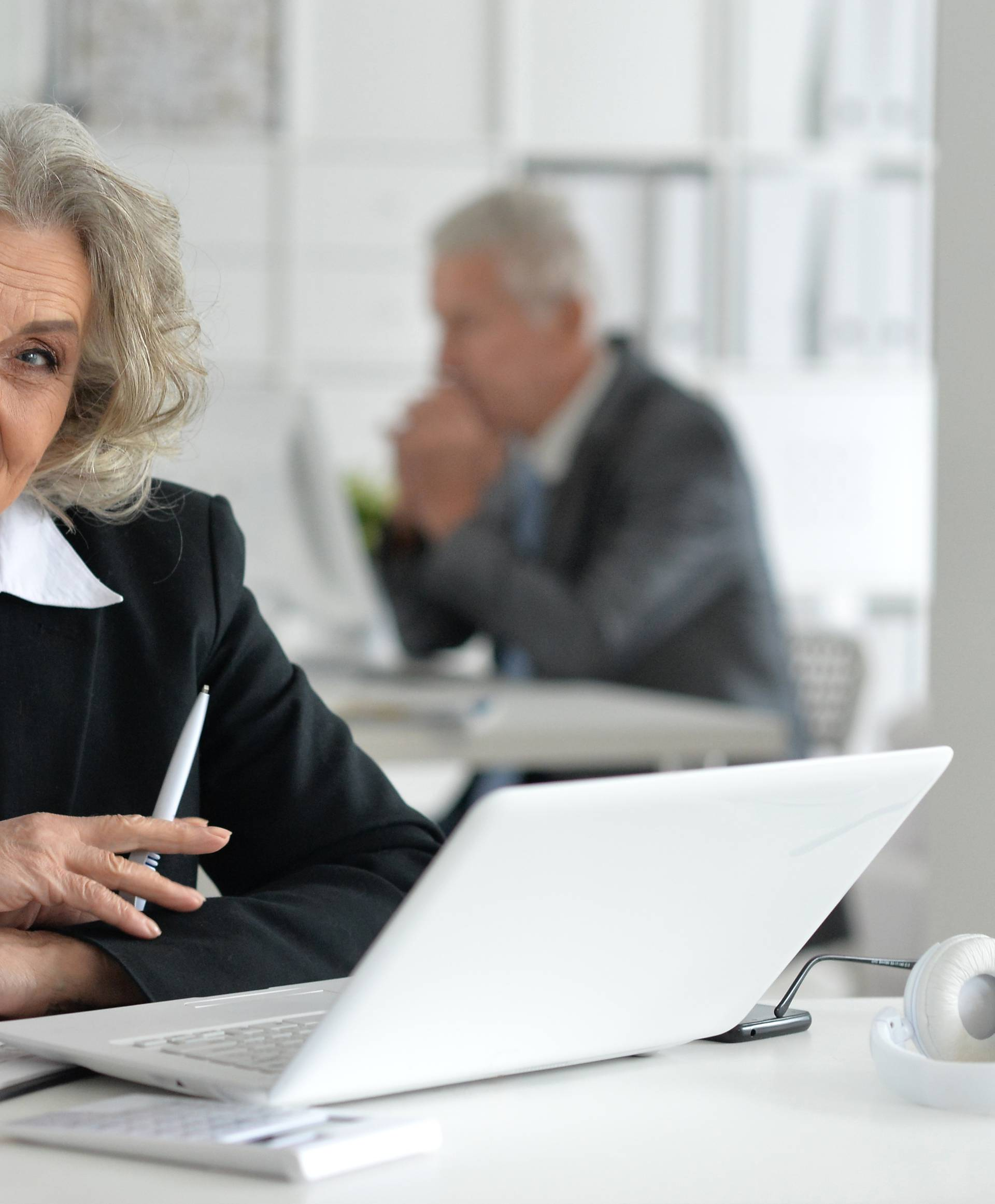Umirovljenički servis: Posao se može naći i nakon šezdesete...