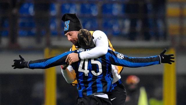 ITA, UEFA CL, Inter Mailand vs Rubin Kazan