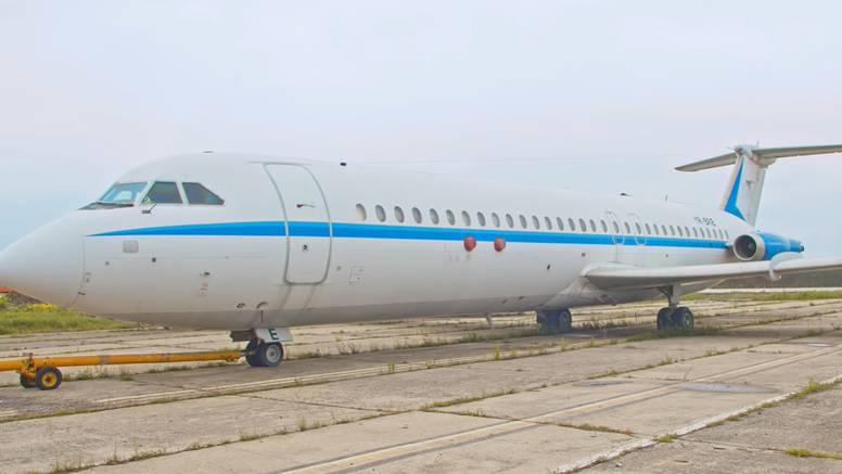 Za 25.000 eura prodaje se avion diktatora Ceausescua