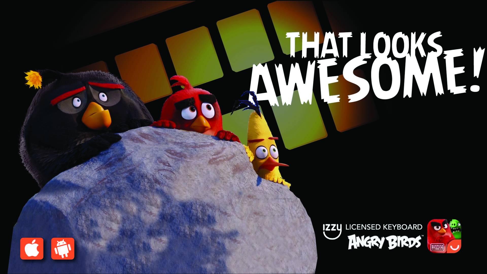 Hrvatski startup Izzy napravio je prvu Angry Birds tipkovnicu