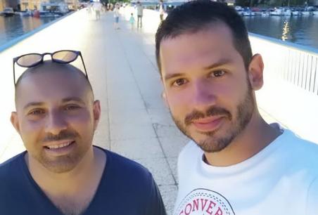 Rogoznica susreo Rahimovskog u Zadru pa su 'nabacili' selfie