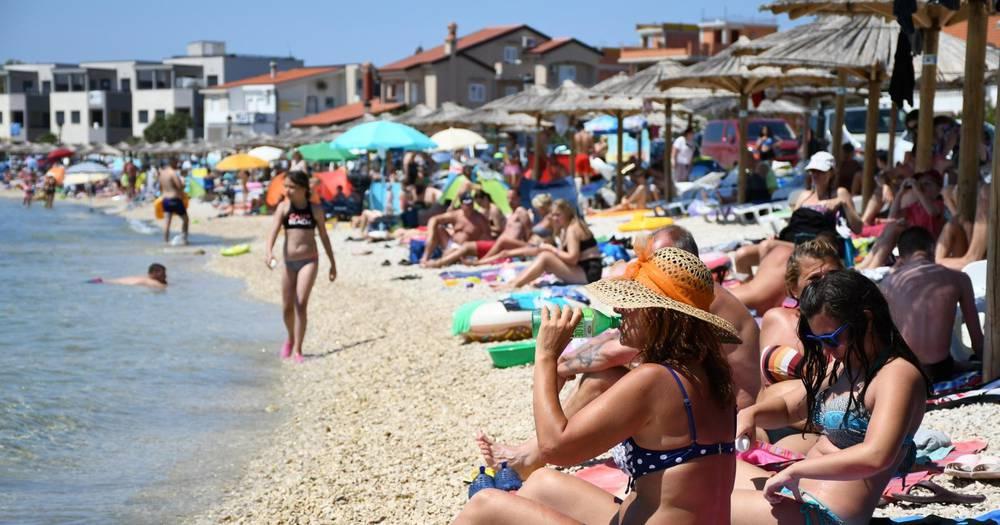 Najviše Nijemaca i Slovenaca: U Hrvatskoj u srpnju 2,44 milijuna dolazaka i 18,60 milijuna noćenja...