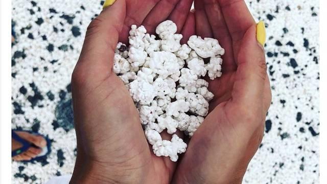'Popcorn beach': Ovaj pijesak izgleda tako dobro da bi ga jeli