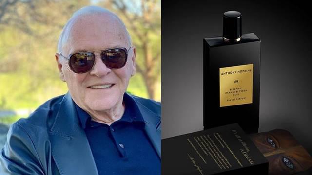 Anthony Hopkins ima beauty vijesti - potpisuje svoj parfem