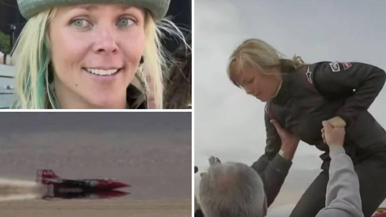 Objavljen video: Zadnji trenuci žene koja je rušila svoj rekord