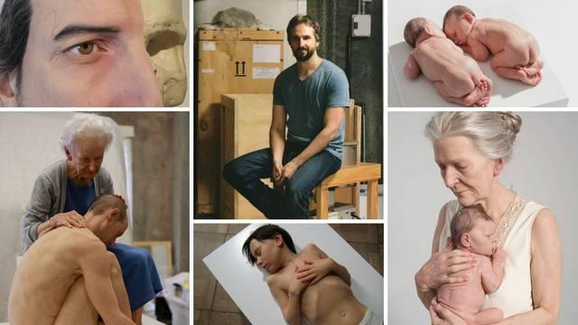 Koji talent! Njegove skulpture unose nemir među gledatelje...