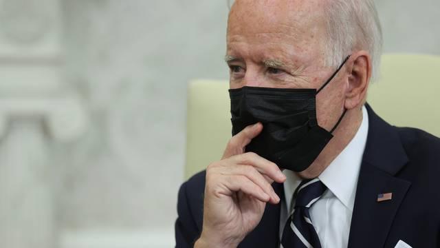 U.S. President Biden welcomes Israel's Prime Minister Bennett, in Washington