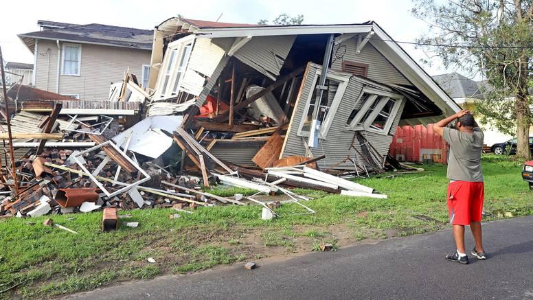 Razoran uragan Ida prouzročio je štetu od 30 milijardi dolara