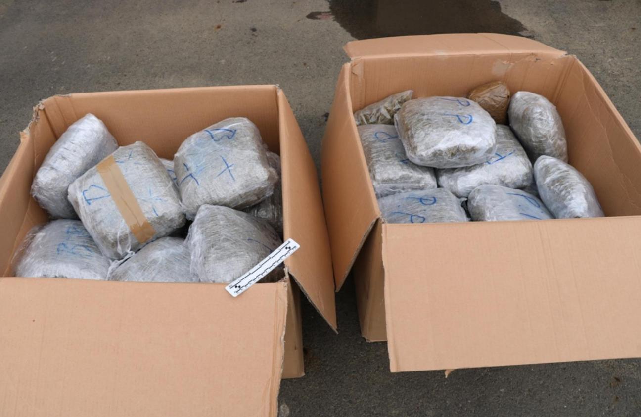 Švercali su marihuanu i hašiš: Policija zaplijenila 64 kg 'trave'