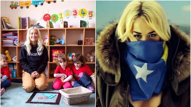 Rita Ora stigla kući: Došla sam na Kosovo pomoći svom narodu