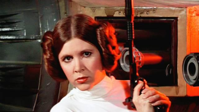 Peticija: Obožavatlji žele da Carrie Fisher bude Disneyev lik