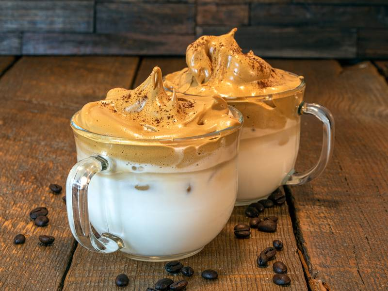 Kava Dalgona: Kremasta kava koja je postala hit preko noći!