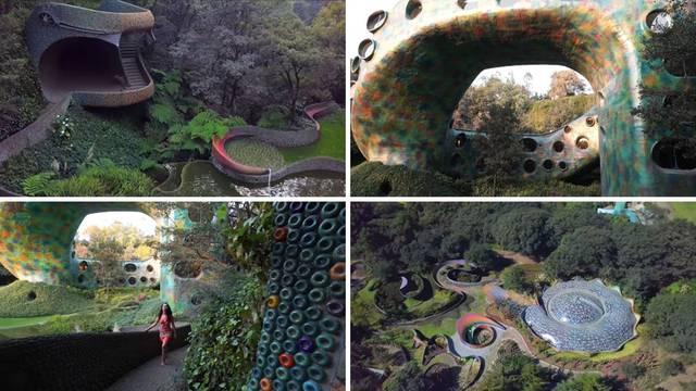 Astečki bog zmija pretvoren u nevjerojatne  luksuzne stanove u predgrađu Mexico Cityja