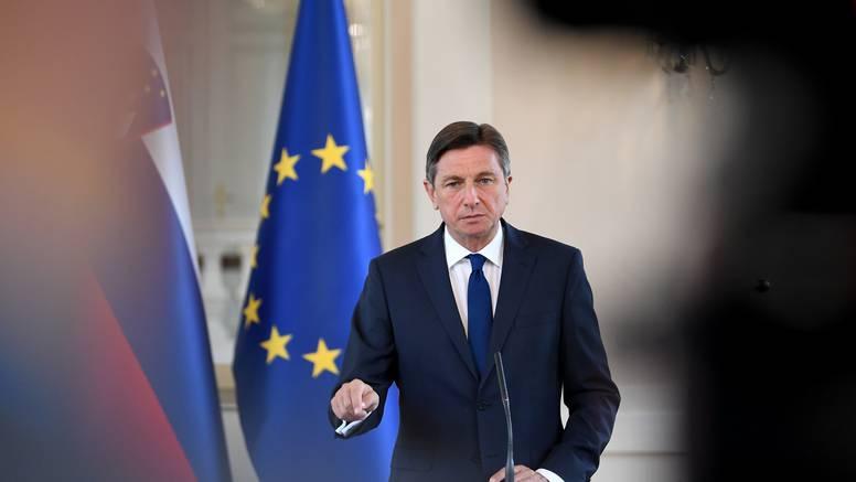 Pahor: Odbijam opasne ideje o promjeni granica na Balkanu, nisam znao za 'non paper'