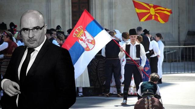 Srpski opanci i Užičko kolo na nježnom srcu Vase Brkića