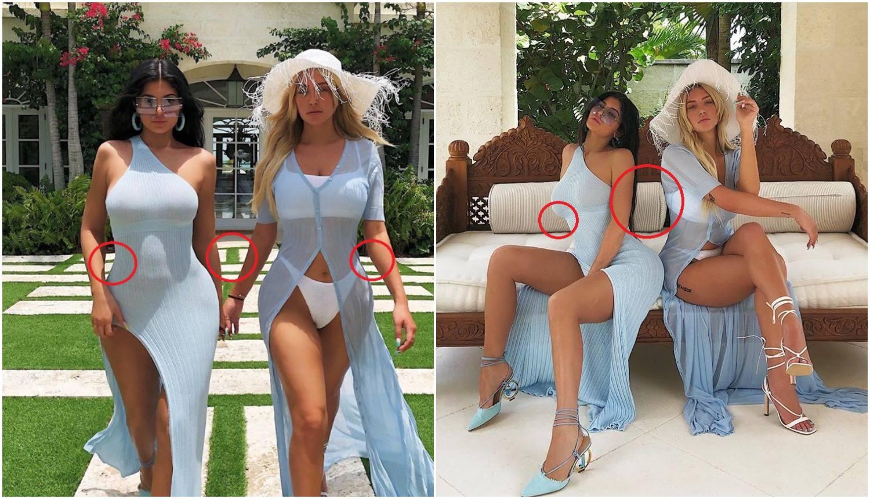 Kylie na udaru kritika: 'Previše uređuješ fotke, sve se iskrivilo'