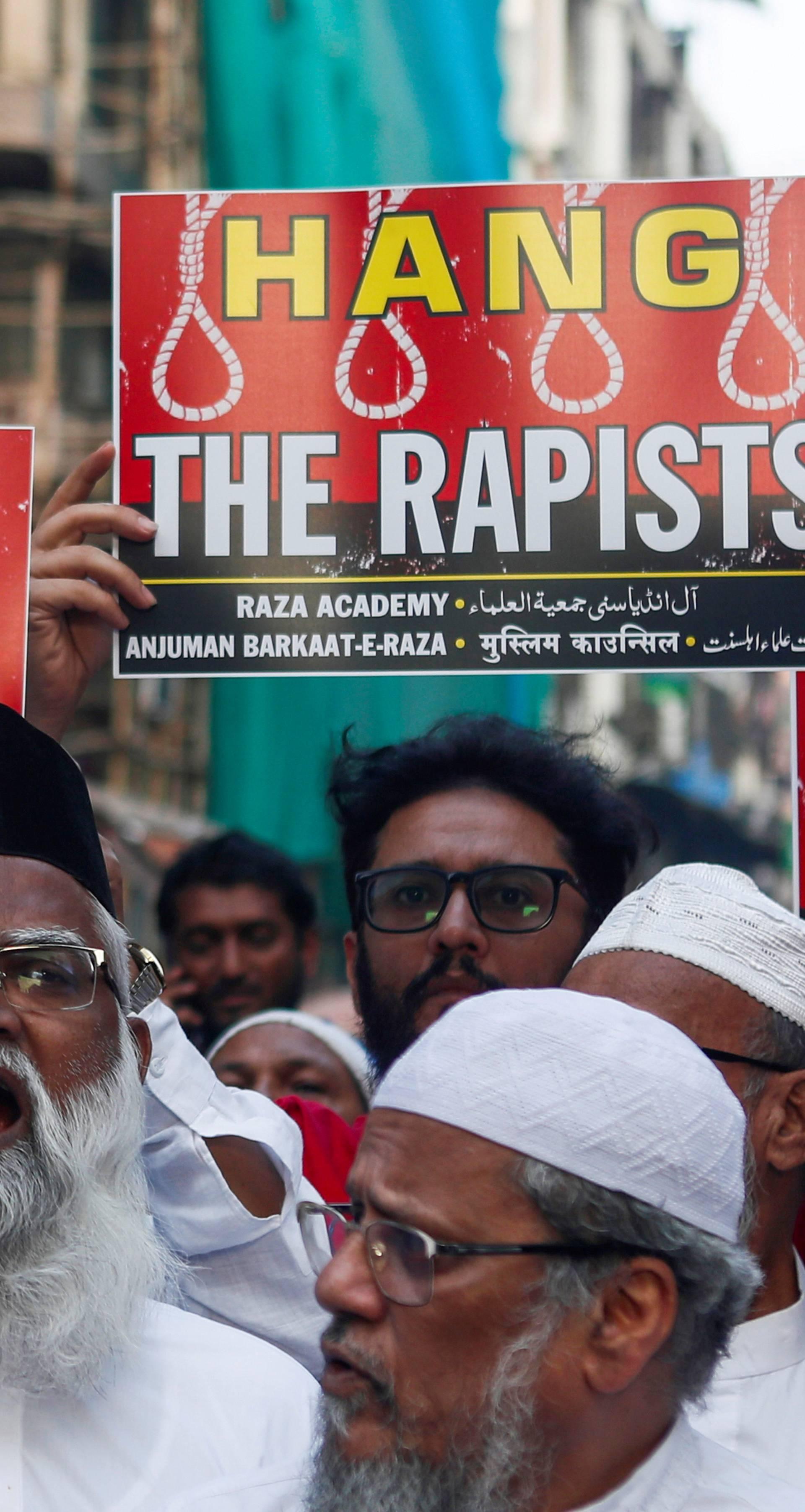 Dvojica uhićena zbog silovanja i ubojstva djevojčice (13) u Indiji