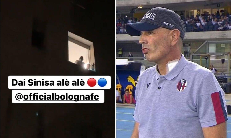Dirljiva gesta igrača Bologne: Pjevali su Mihajloviću u bolnici