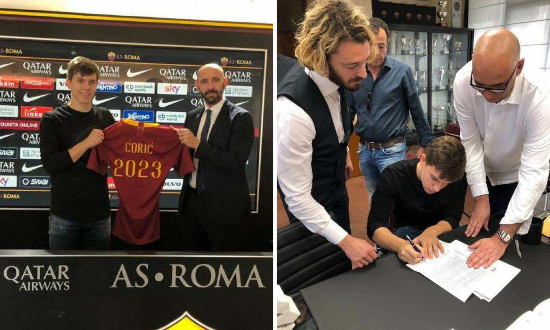 Ćorić: Ne mogu dočekati da u Romi pokažem koliko vrijedim