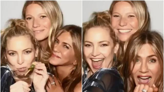 Glumica je objavila video s 50. rođendana Jennifer Aniston